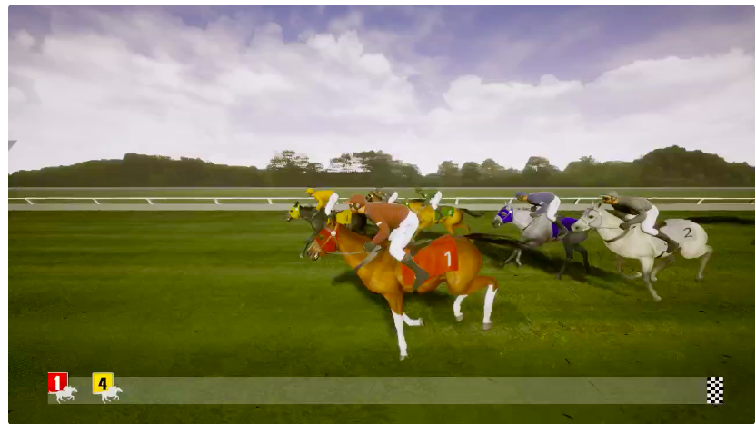 Virtuele-paardenraces