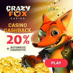 crazy-fox-casino-cashback