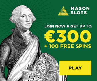 mason-slots-welkomstbonus