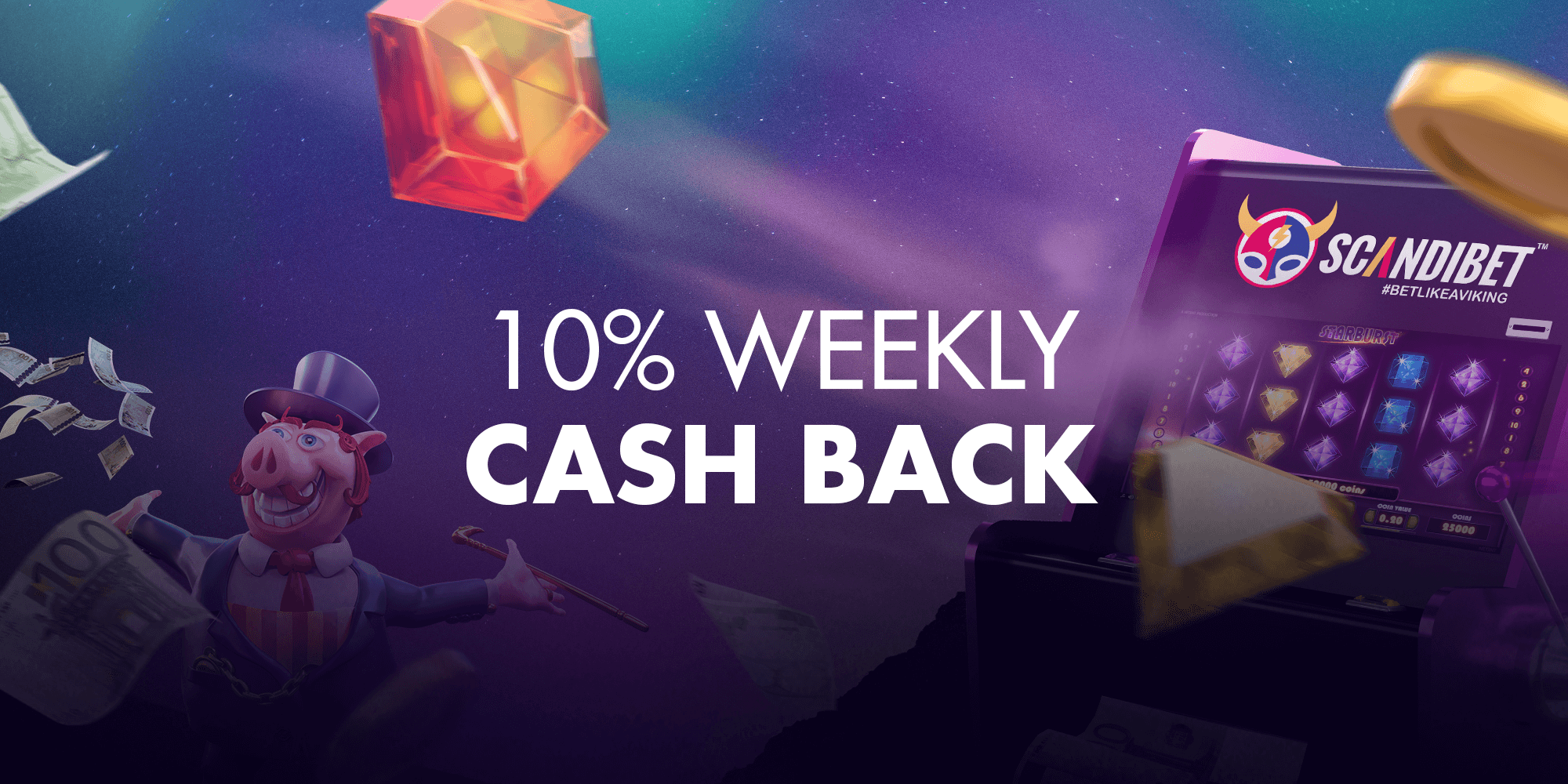ScandiBet-cash-back
